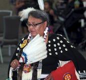 Aîné indigène au prisonnier de guerre wow Photo stock