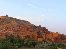 Aït Ben Haddou Royalty Free Stock Photography