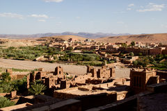 Aït Ben Haddou vista Stock Photography