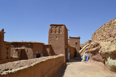 Aït Benhaddou, Morocco Stock Photography
