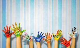 Añada el color a la vida Foto de archivo