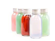Añadidos coloridos del baño Imágenes de archivo libres de regalías