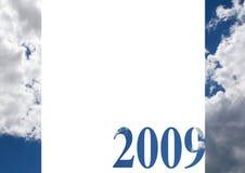 Año 2009 Imagen de archivo libre de regalías