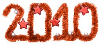 Año 2010 Fotografía de archivo libre de regalías