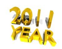 Año 2011 libre illustration