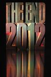 Año 2012 Foto de archivo