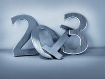 Año 2013 Foto de archivo