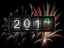 Año 2014 Imagen de archivo