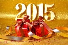 Año 2015 Imagen de archivo