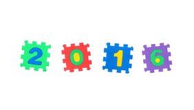 Año 2016 Imagen de archivo