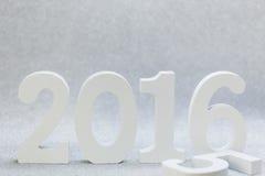 Año 2016 Fotografía de archivo libre de regalías