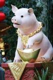 Año chino del cerdo Imagenes de archivo