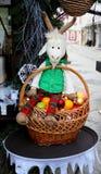 Año de la cabra Foto de archivo libre de regalías