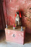 Año de la capilla del perro Imagenes de archivo
