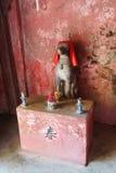 Año de la capilla del perro Imagen de archivo