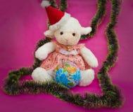 año de las ovejas Imágenes de archivo libres de regalías
