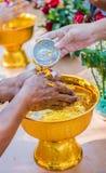 Año de Songkran Thainew Fotografía de archivo