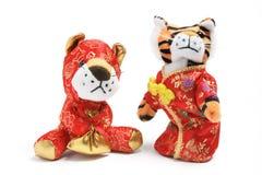 Año de tigre Imágenes de archivo libres de regalías