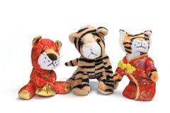 Año de tigre Imagenes de archivo