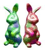 Año del conejo Fotos de archivo