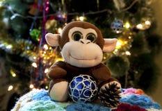 Año del mono Fotos de archivo
