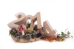 Año en números Imagen de archivo