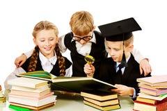 Año escolar Imagen de archivo