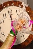 Año Eve de Ney Foto de archivo libre de regalías