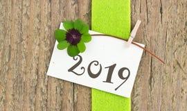Año Nuevo 2019 Imagenes de archivo