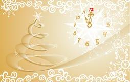 Año Nuevo. Fotografía de archivo libre de regalías