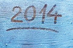 Año Nuevo 2014. Imagen de archivo