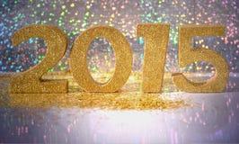 Año Nuevo 2015 Imagenes de archivo