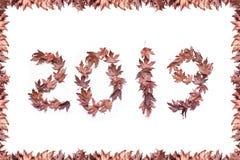 Año Nuevo 2019 Foto de archivo