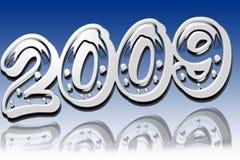 Año Nuevo ilustración del vector