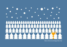 Año Nuevo 6b Imagen de archivo libre de regalías