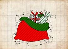 Año Nuevo Fotos de archivo libres de regalías