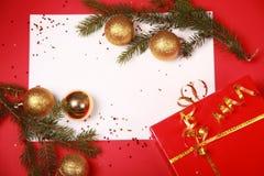 Año Nuevo brillante Fotografía de archivo libre de regalías