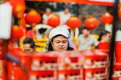 Año Nuevo chino Imágenes de archivo libres de regalías