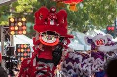 Año Nuevo chino 2018 Imagenes de archivo