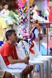 Año Nuevo chino 2012 - Bangkok, Tailandia Fotos de archivo libres de regalías