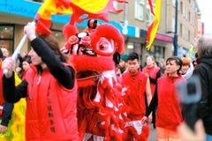 Año Nuevo chino 2016 Imagen de archivo