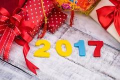 Año Nuevo chino 2017 Imagen de archivo