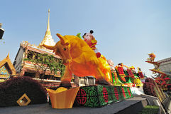 Año Nuevo chino Bangkok Foto de archivo