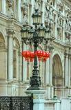 Año Nuevo chino de las linternas chinas Imágenes de archivo libres de regalías