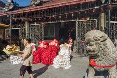 Año Nuevo chino de Penang Imagenes de archivo