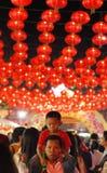 Año Nuevo chino en Bangkok Imagen de archivo