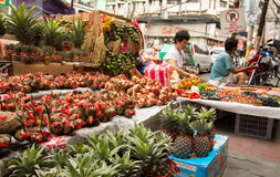 Año Nuevo chino en Chinatown Fotos de archivo libres de regalías
