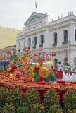 Año Nuevo chino en Macao Imagen de archivo libre de regalías
