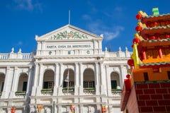 Año Nuevo chino en Macao China Fotografía de archivo libre de regalías