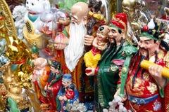 Año Nuevo chino en Manila Chinatown fotografía de archivo